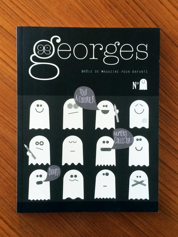 GEORGES MAGAZINE – NUMÉRO FANTÔME
