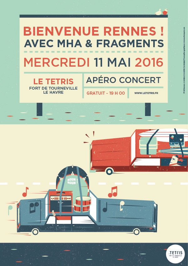 WELCOME RENNES ! POSTER