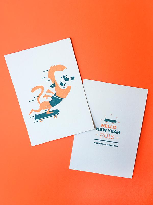 WISH CARD 2016