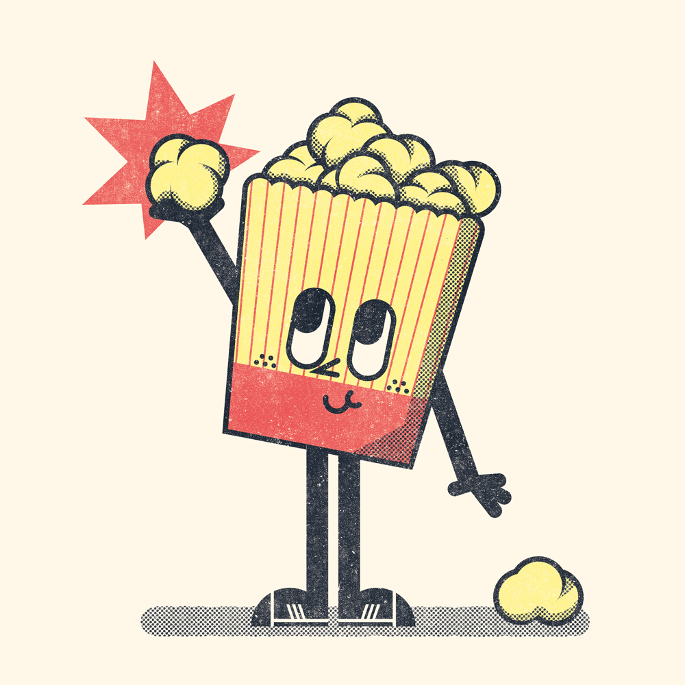 POP CORN DAY