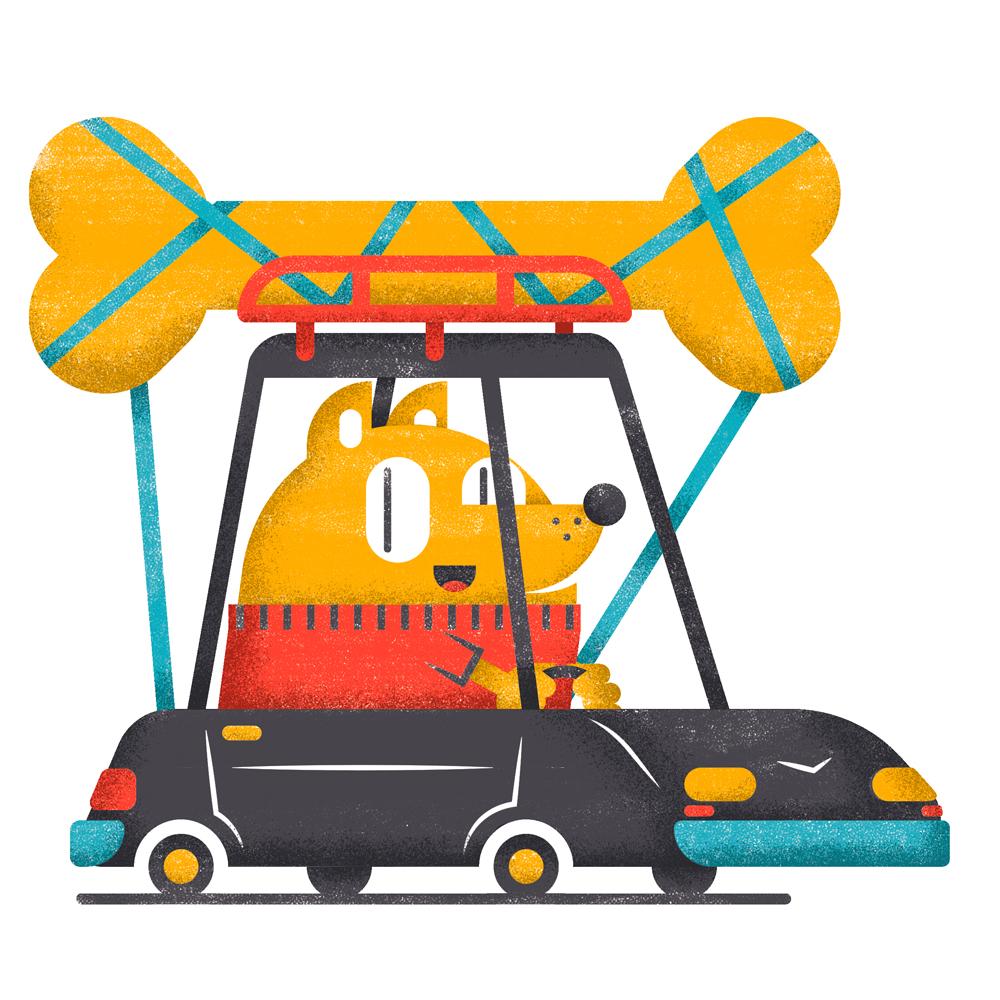 GUYS IN CAR