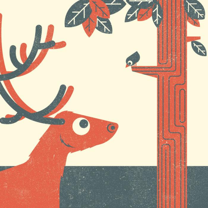 10.Deer-the-jungle-illustration-wood-campers