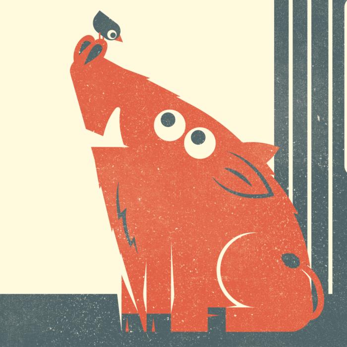 19.Boar-the-jungle-illustration-wood-campers