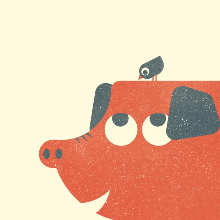 20.Pig-the-jungle-illustration-wood-campers