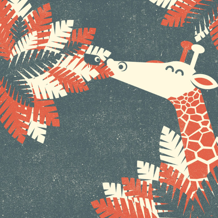 8.Giraffe-the-jungle-illustration-wood-campers