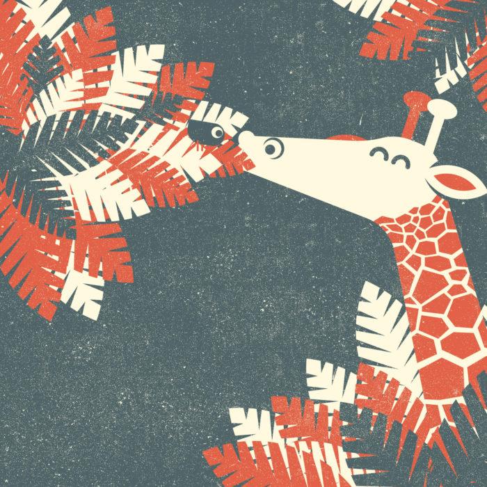8.Giraffe-the-jungle-illustration-wood-campers